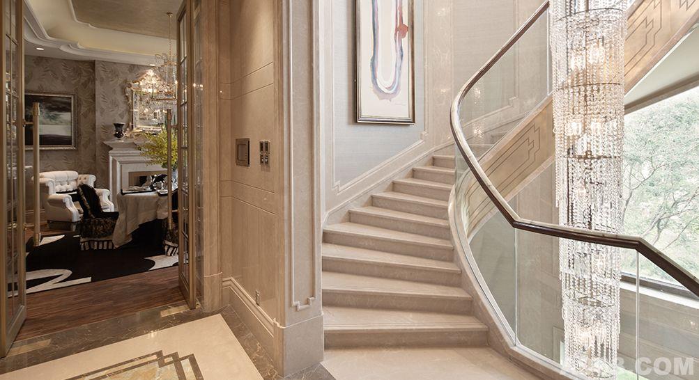重庆别墅装修设计 新古典后现代奢华装修案例