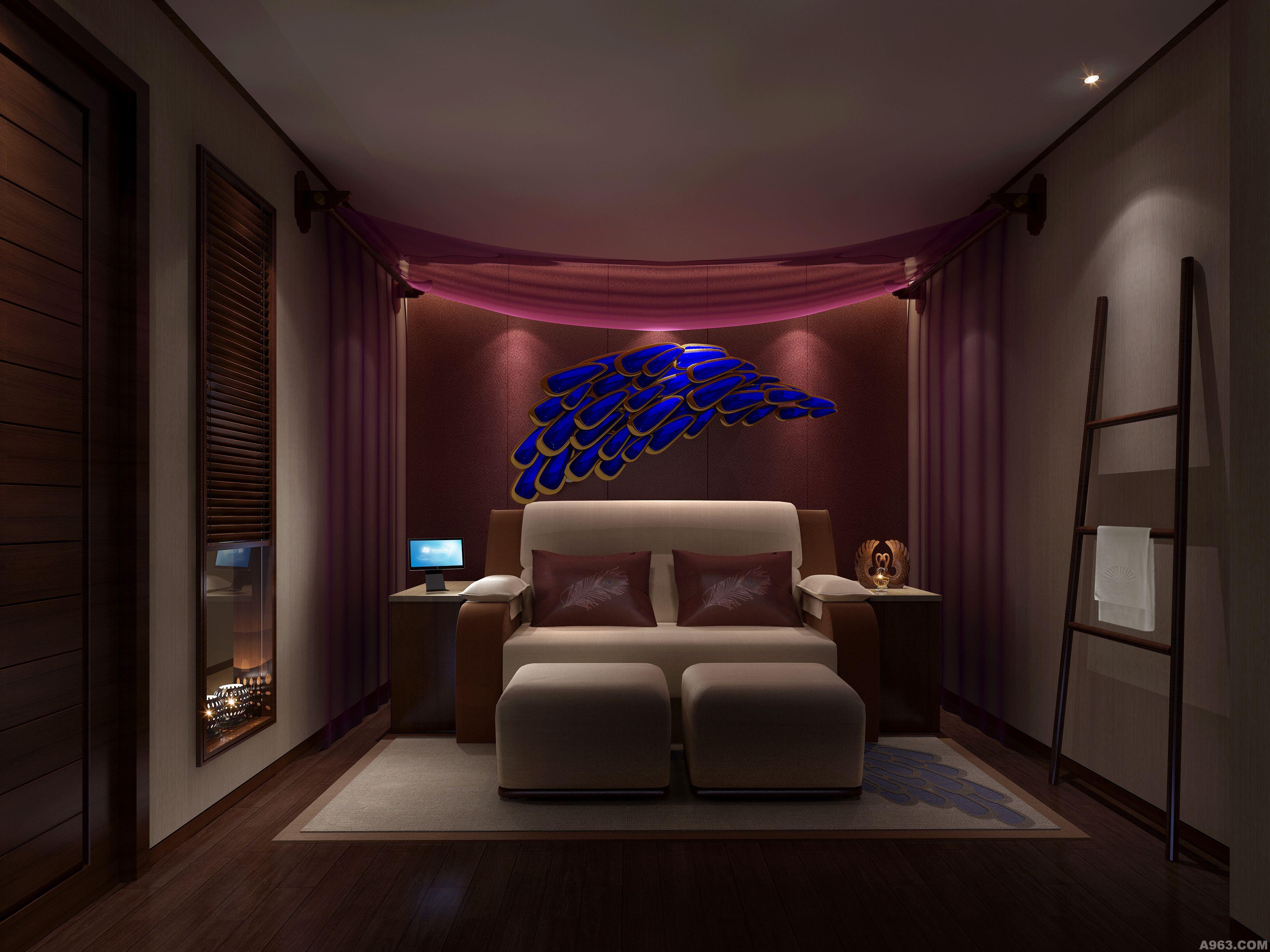 欧式田园风格底跃--重庆室内设计师涂华梅 - 家装设计