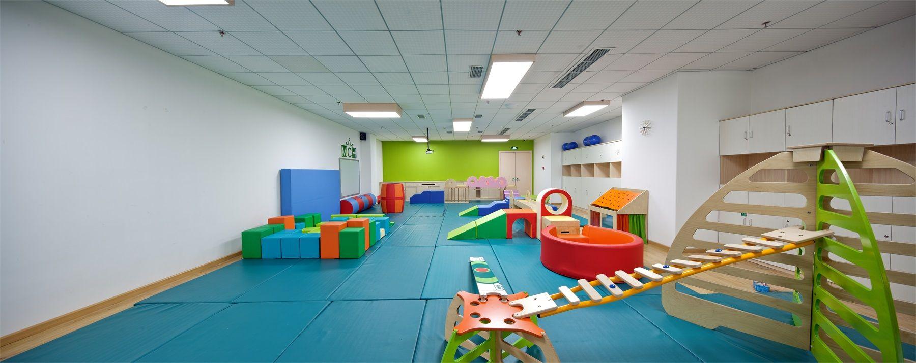 枫叶儿童之家 - 文化空间 - 第3页 - 蒋丹设计作品案例