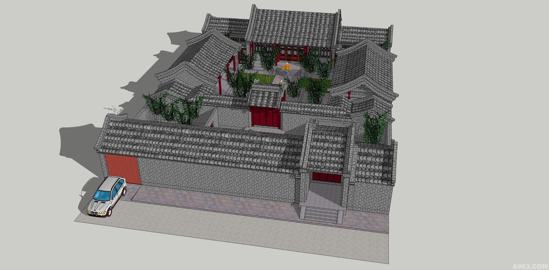 九巽新中式家具