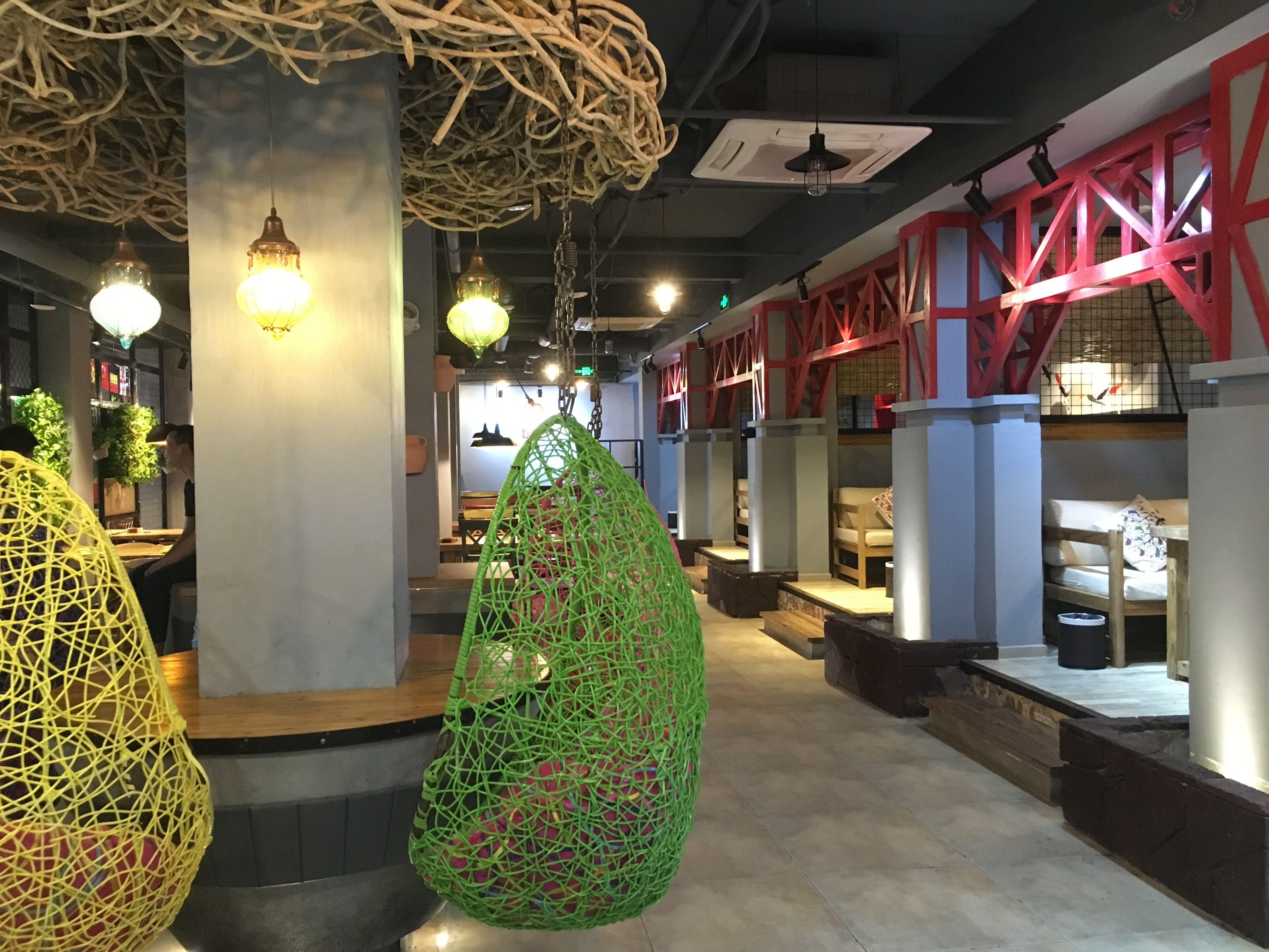 创客会所 - 餐饮空间 - 第4页 - 丁胜设计作品案例