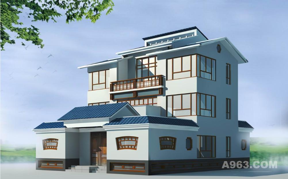 重庆建筑设计师 四合院效果图平面图施工图 北京仿古建筑设计装修设计图片